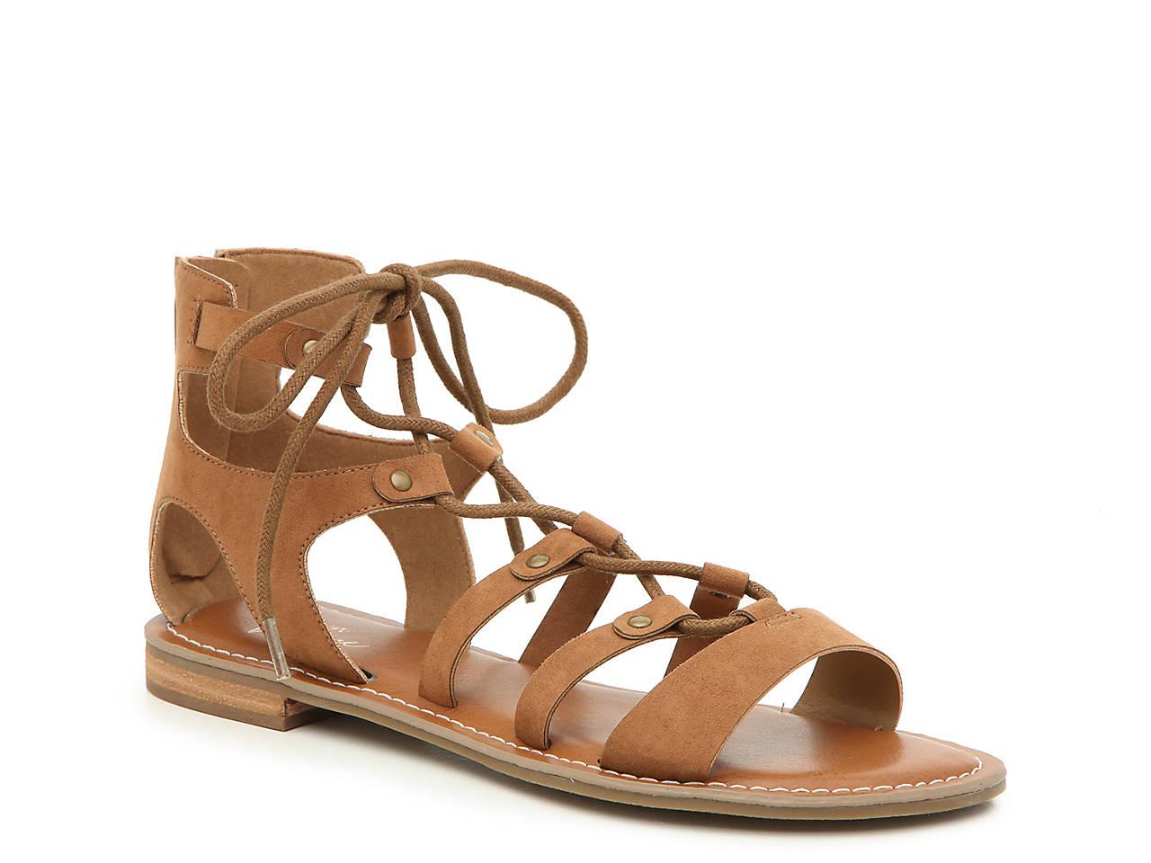 6c8377695d5c Crown Vintage Regina Gladiator Sandal Women s Shoes