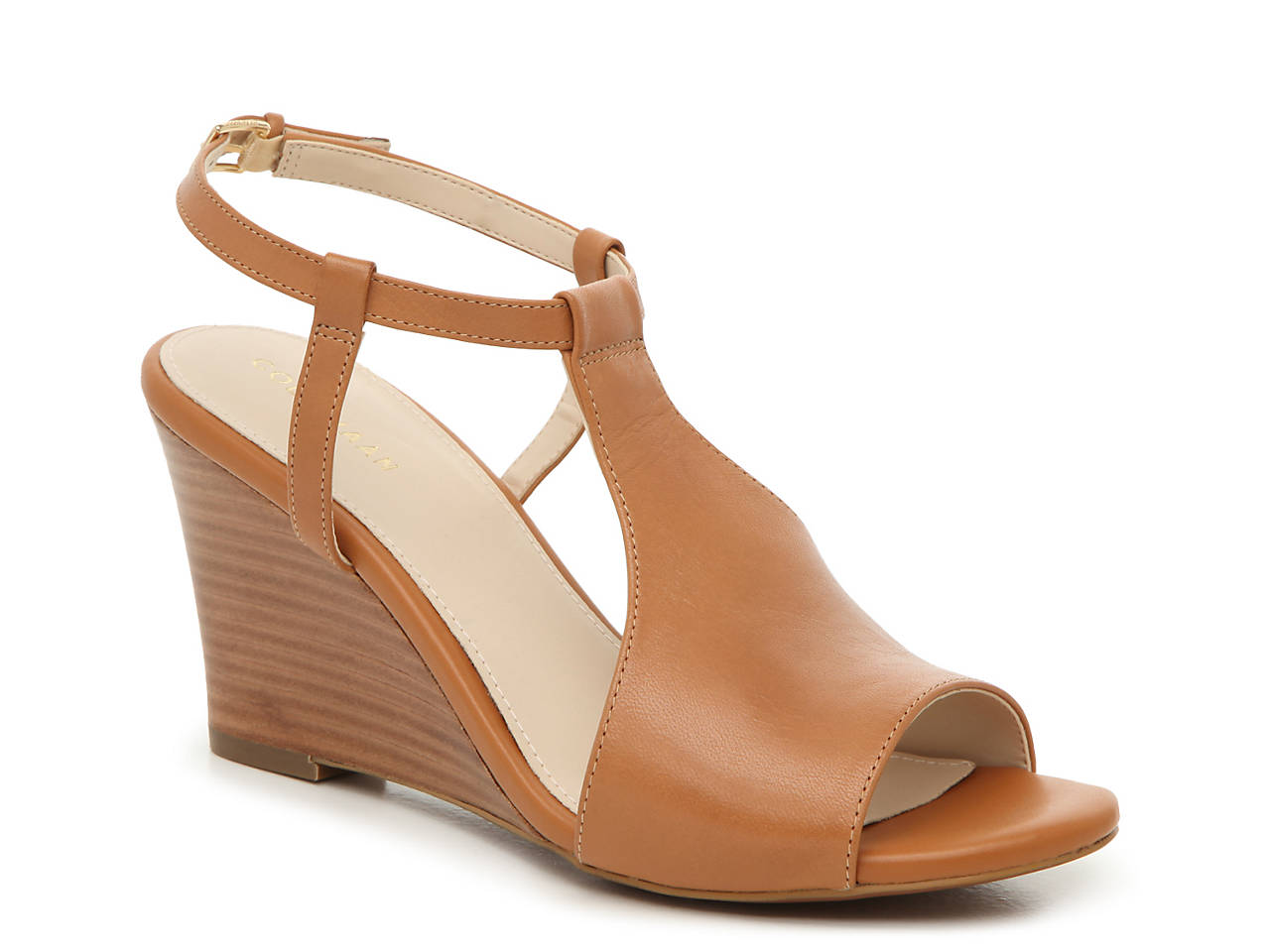 b47f12f27a4 Cole Haan Maddie Wedge Sandal Women s Shoes