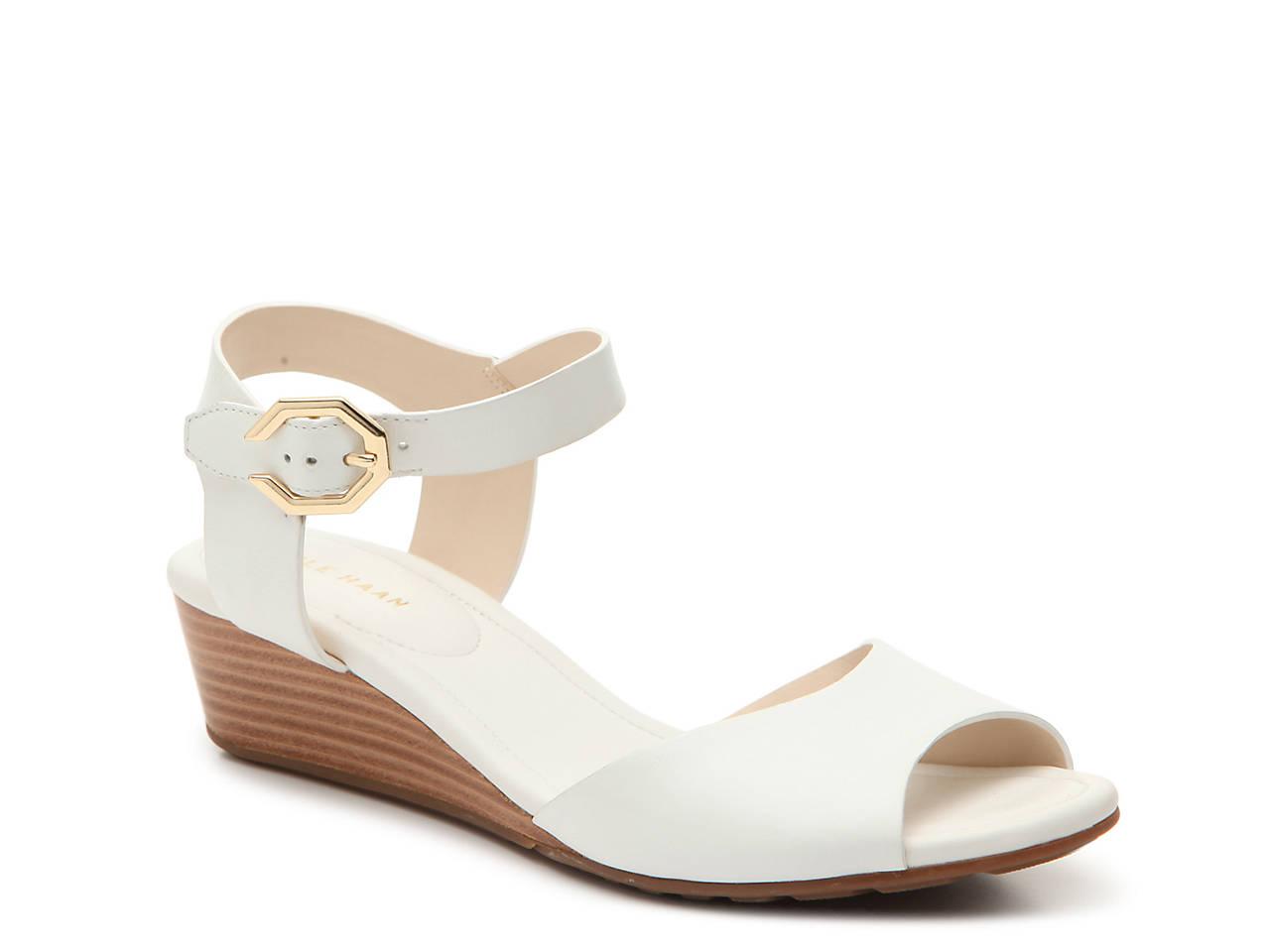 f60972e478f Cole Haan Everett Wedge Sandal Women s Shoes
