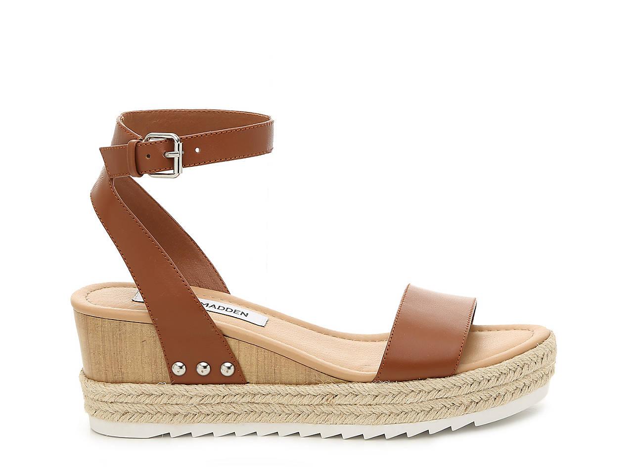 631f87280b5e Steve Madden Jewel Espadrille Wedge Sandal Women s Shoes