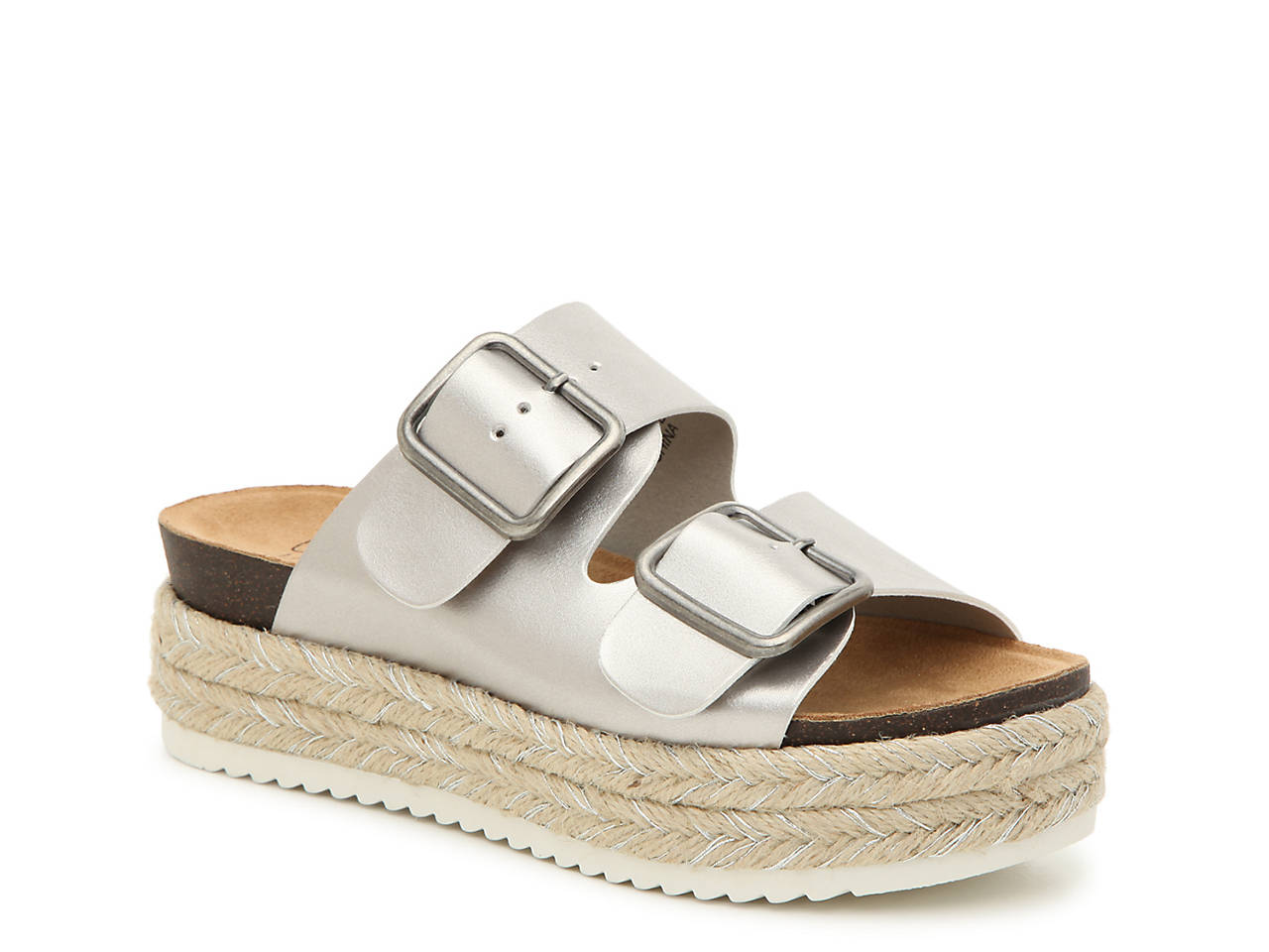 f44aee4506 Crown Vintage Polly Espadrille Platform Sandal Women's Shoes | DSW