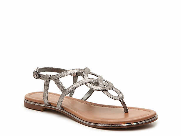 1d21a6f0b3 Silver. Kelly   Katie. Paisly Sandal