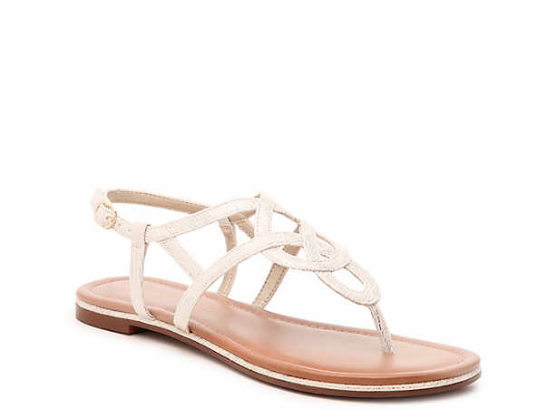 eed75701b8ec Gold. Kelly   Katie. Paisly Sandal