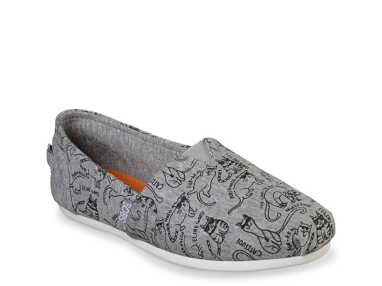 26779ae2f2c8 Skechers BOBS Meow Moods Slip-On Women's Shoes | DSW