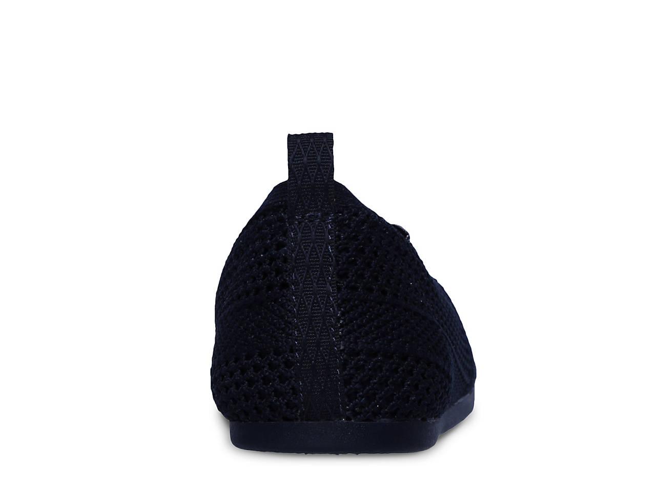 865876317c BOBS from Skechers Twiggy Knit Slip-On Women's Shoes | DSW