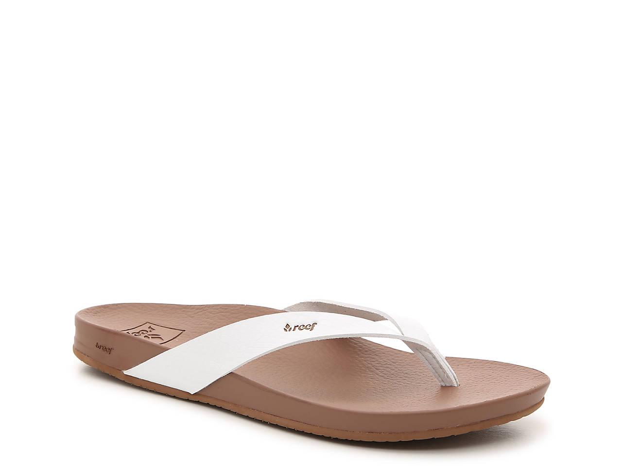 ed4cc2b2f061 Reef Cushion Bounce Court Flip Flop Women s Shoes