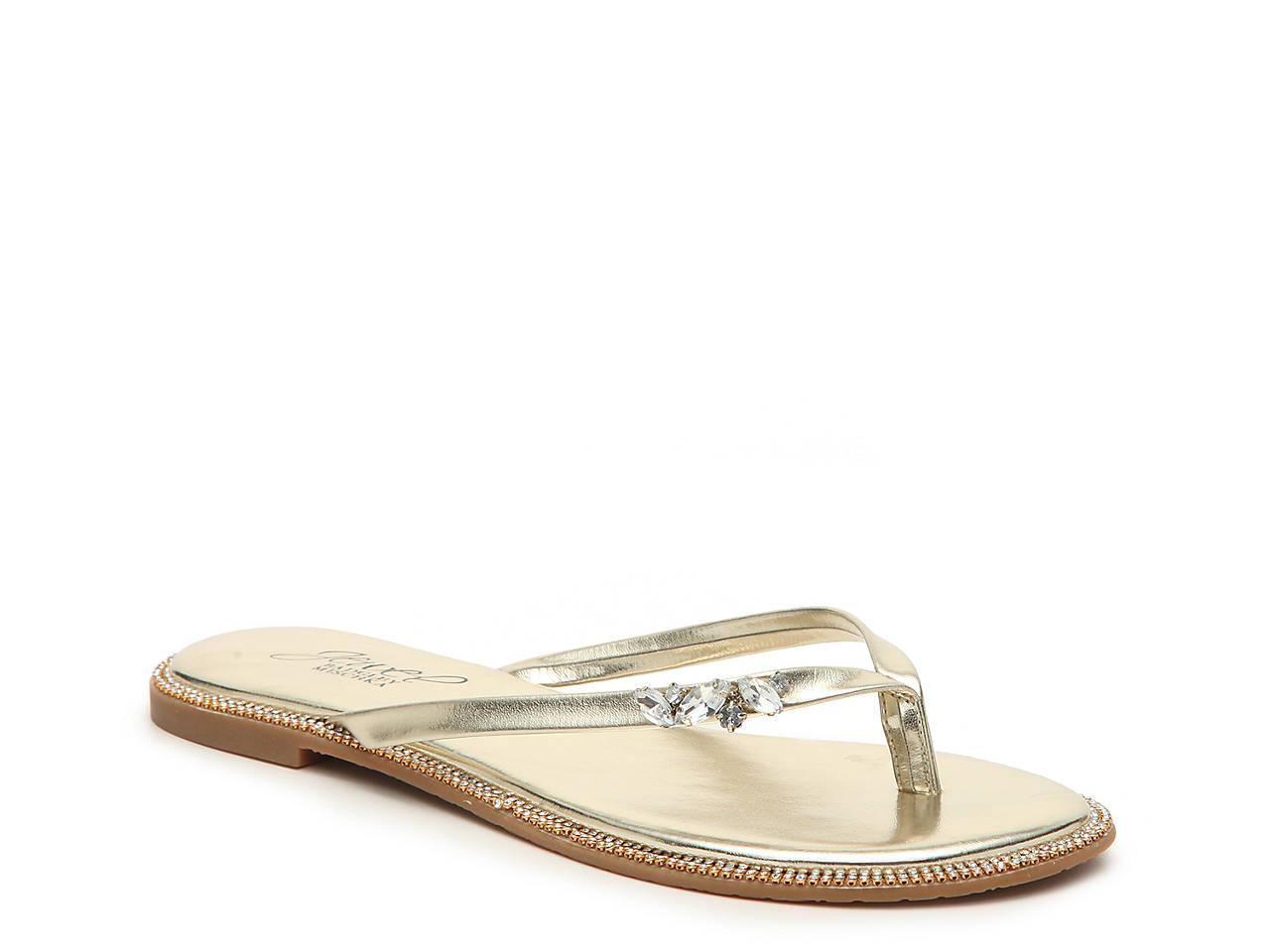 da3b0384ebb8 Jewel Badgley Mischka Thalia Sandal Women s Shoes