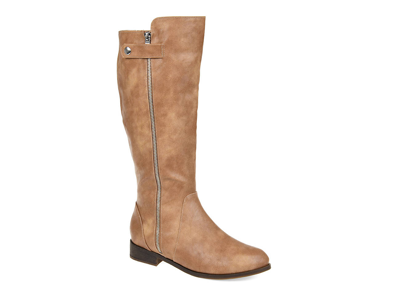 Kasim Extra Wide Calf Boot by Journee Collection