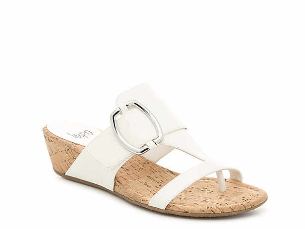 8303702df3f Women s White Impo Wedge Shoes