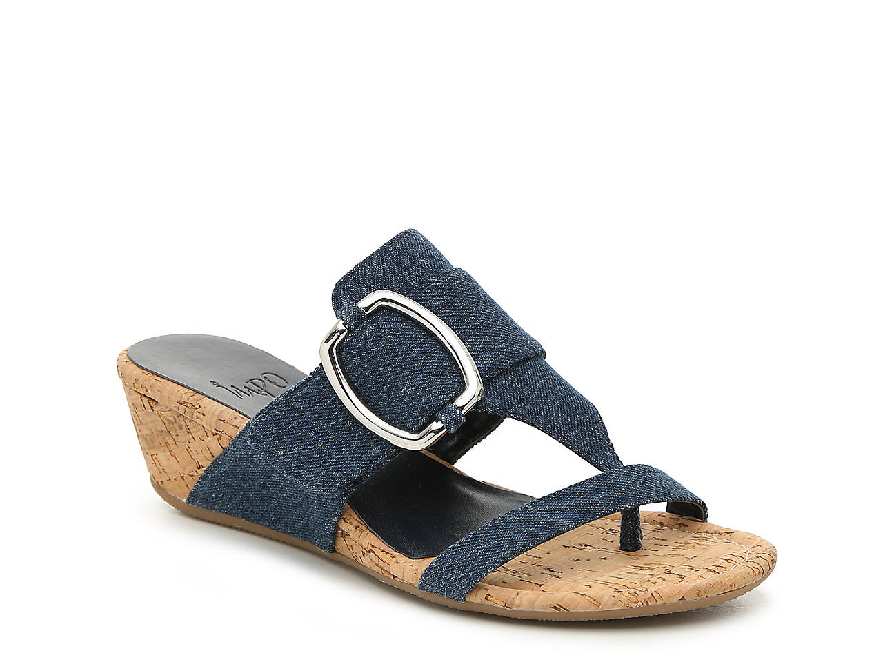 9be693e9503 Gaelle Wedge Sandal