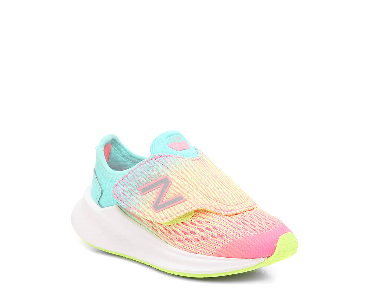 5bd6948543855 New Balance Fresh Foam Fast Sneaker - Kids' Kids Shoes | DSW