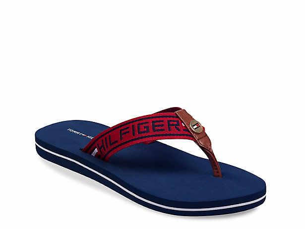 187319ef578158 Red Tommy Hilfiger Sandals