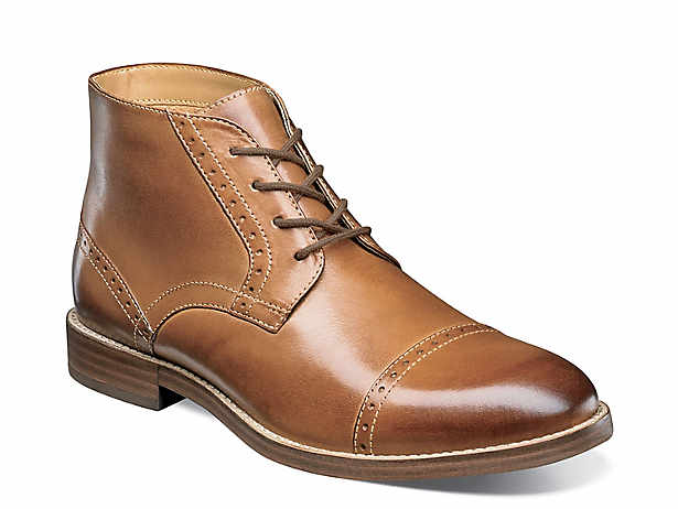 b8a6ef55685 Nunn Bush Odell Wingtip Boot Men's Shoes | DSW