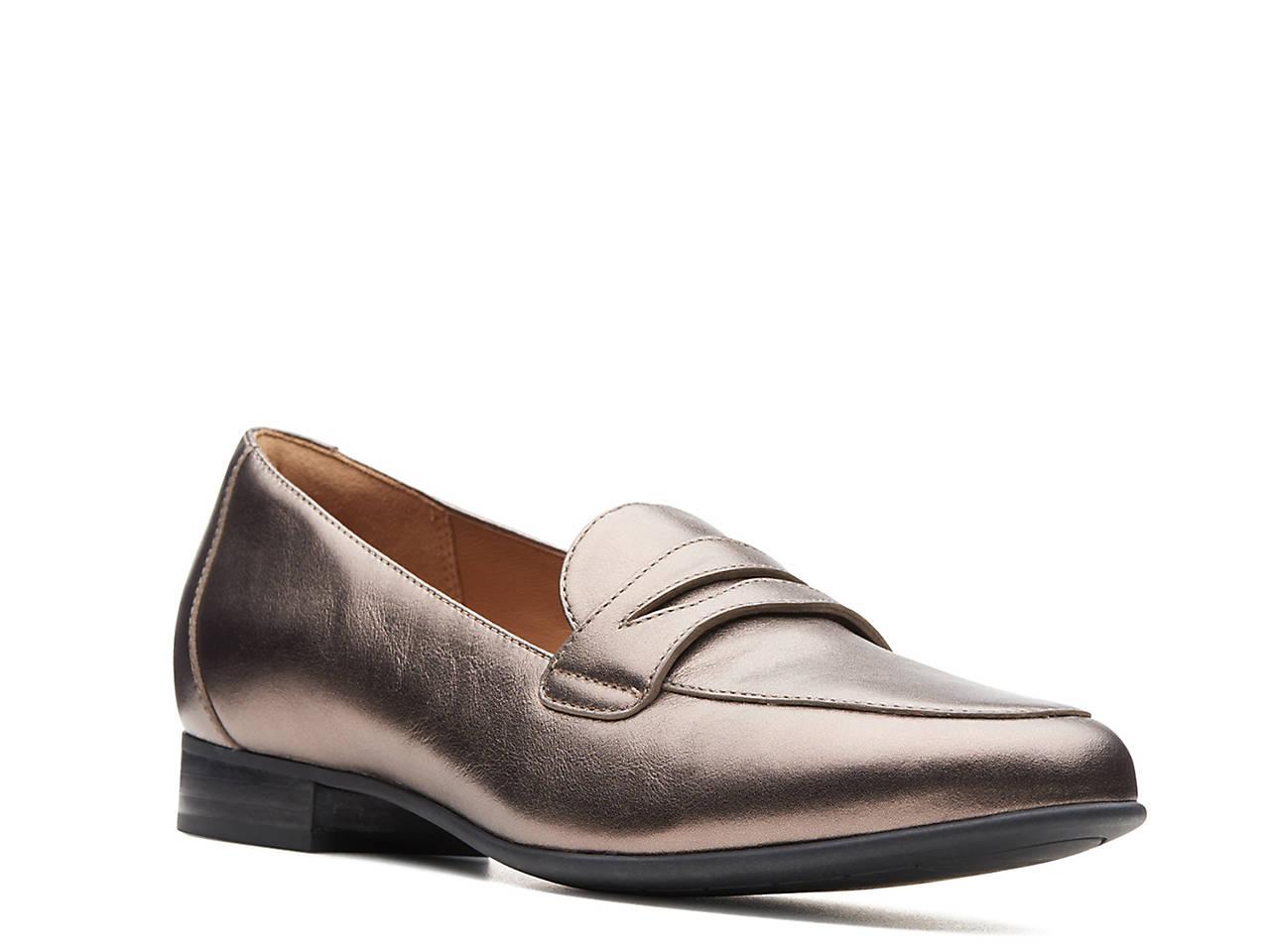 a0778a6716b Clarks Un Blush Go Penny Loafer Men s Shoes