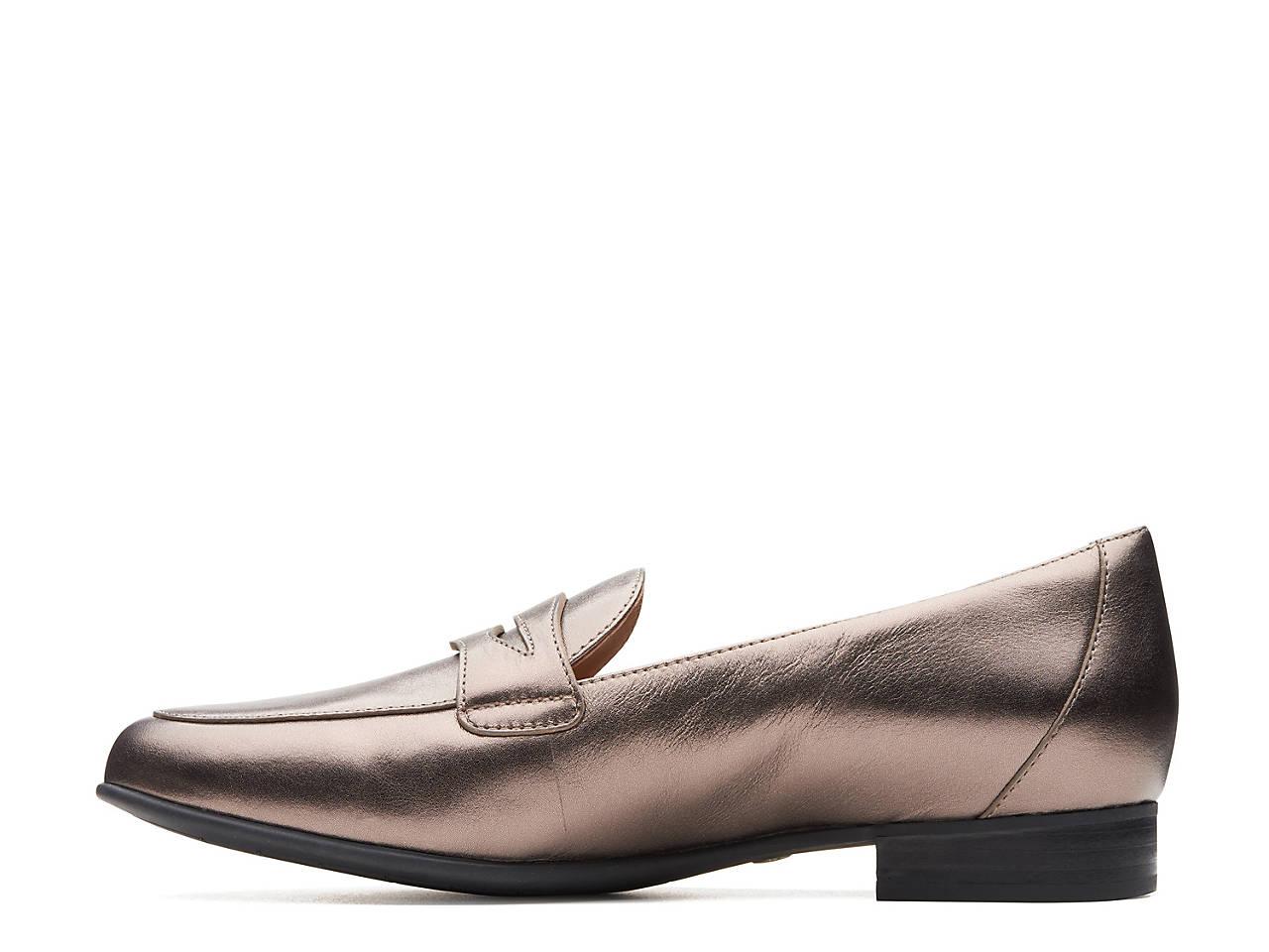 370519aae37 Clarks Un Blush Go Penny Loafer Men s Shoes