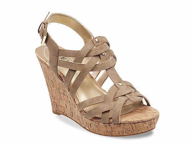 c13b45d35f29 Fergalicious Howdy Wedge Sandal Women s Shoes