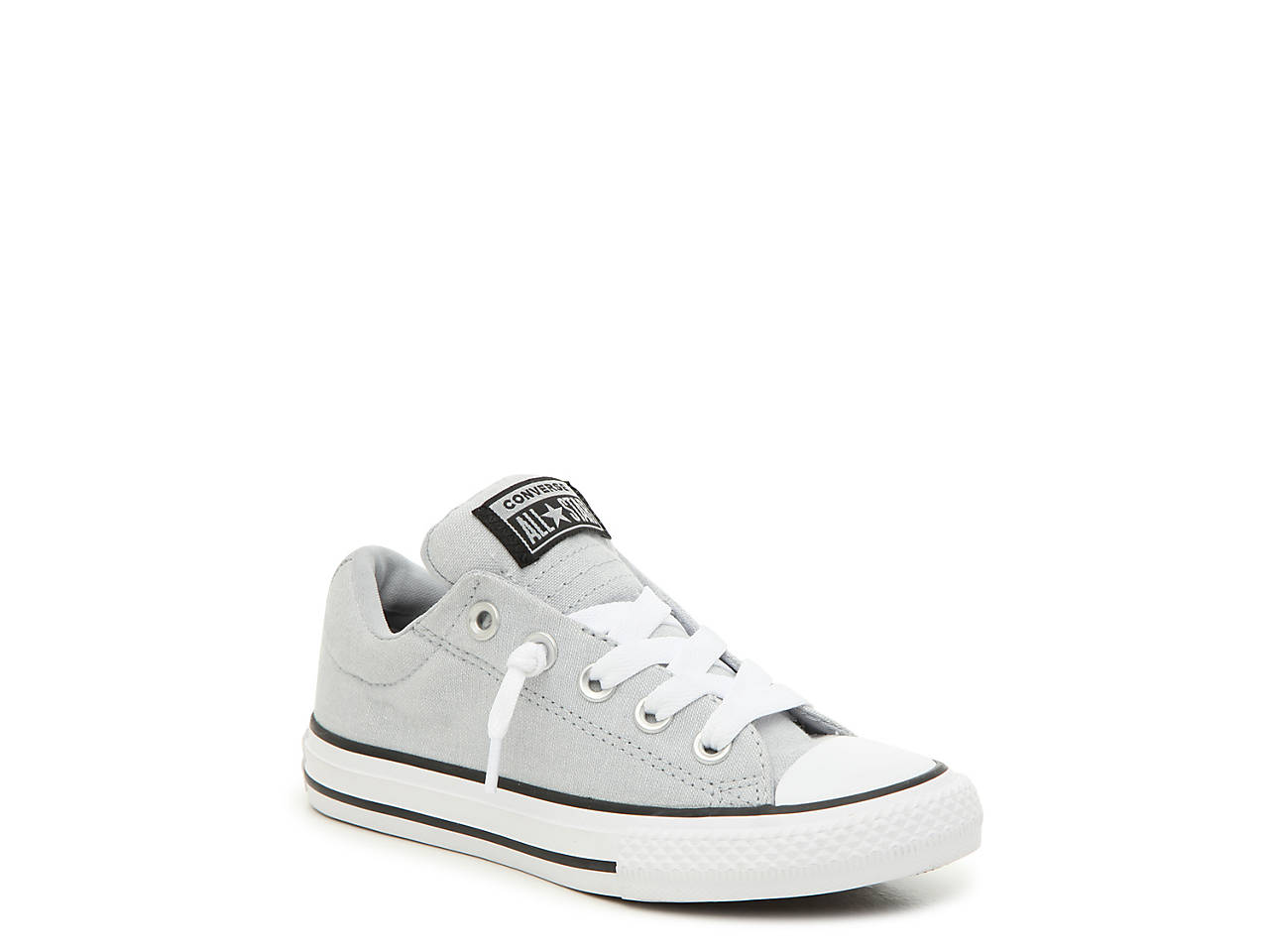 b24b686780bf Converse. Chuck Taylor All Star Street Toddler   Youth Slip-On Sneaker