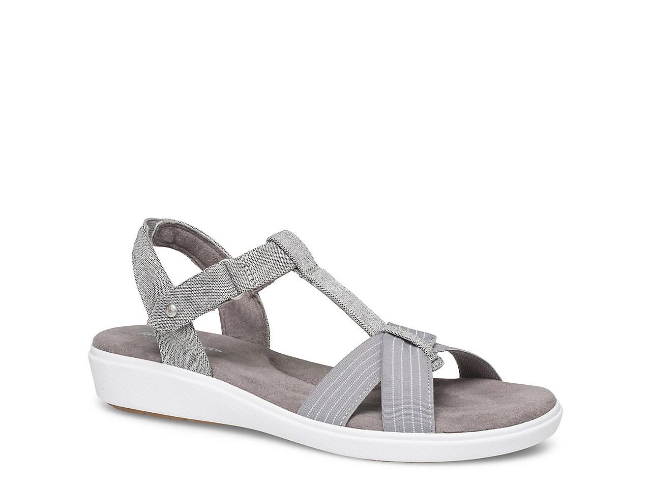 b489266430bb Grasshoppers Ruby Wedge Sandal Women s Shoes