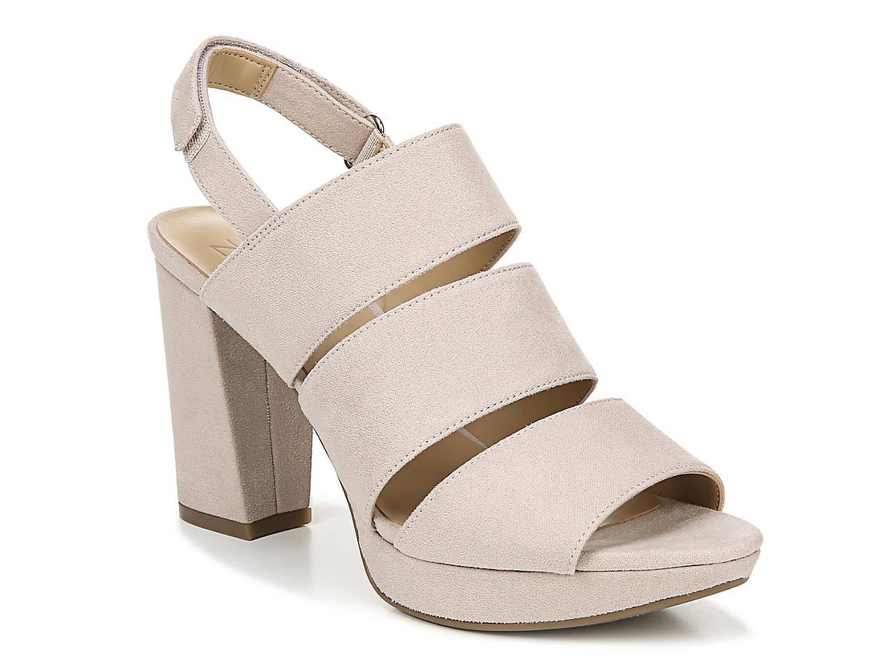 d27f2cc76ea Naturalizer Freema Platform Sandal Women s Shoes