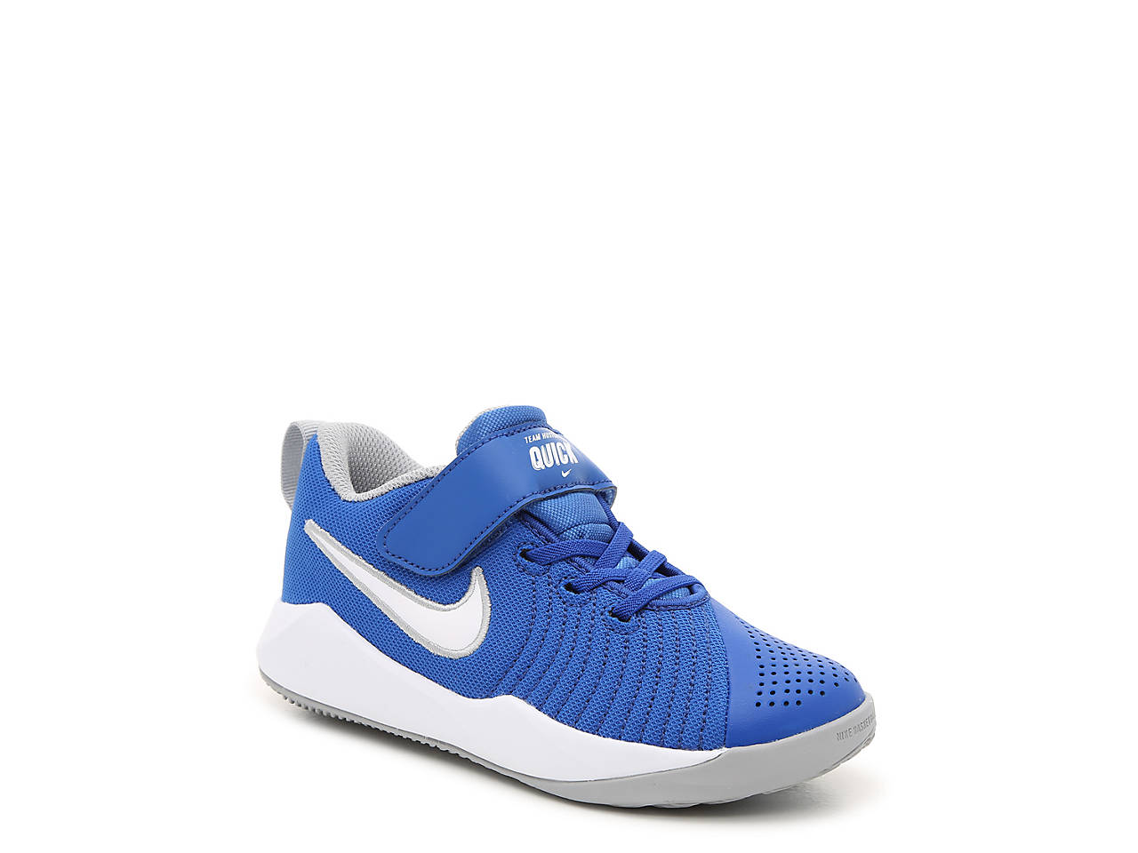 competitive price to buy hot product Nike Team Hustle Quick 2 Basketball Shoe - Kids' Kids Shoes | DSW