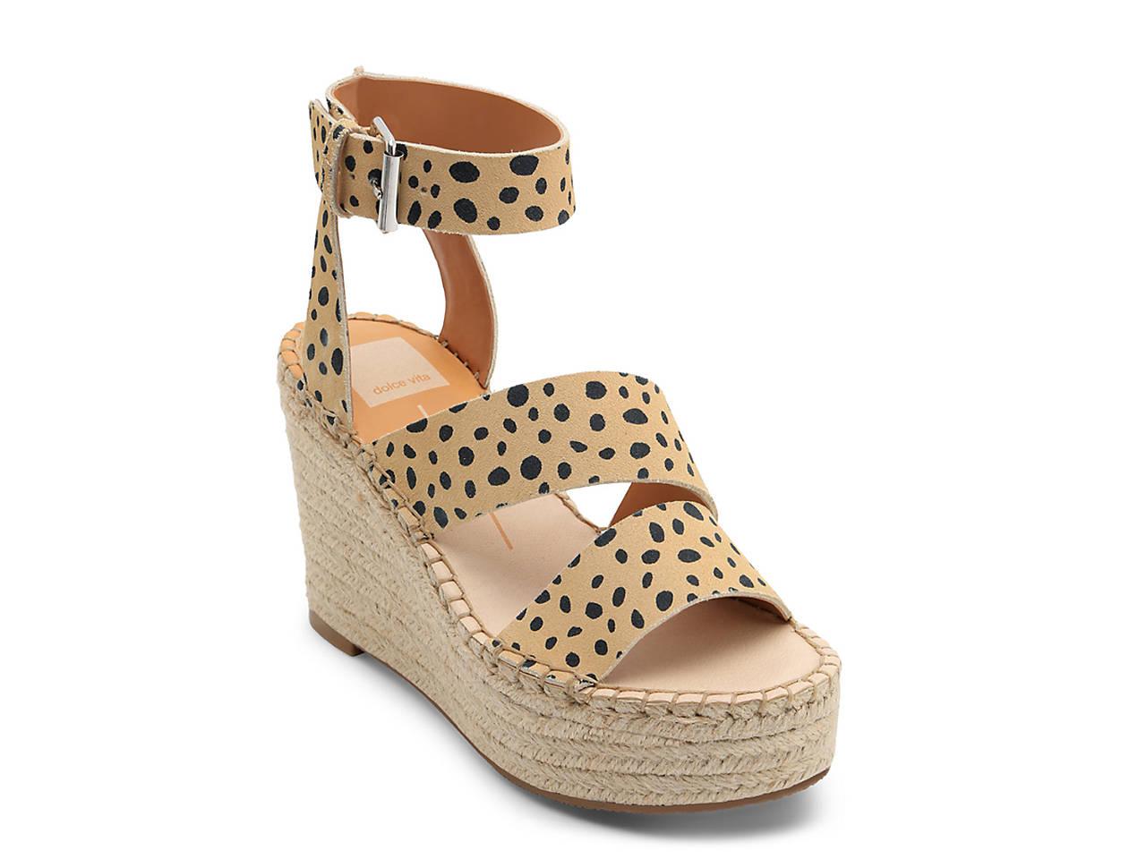 b082784f078 Shayla Espadrille Wedge Sandal