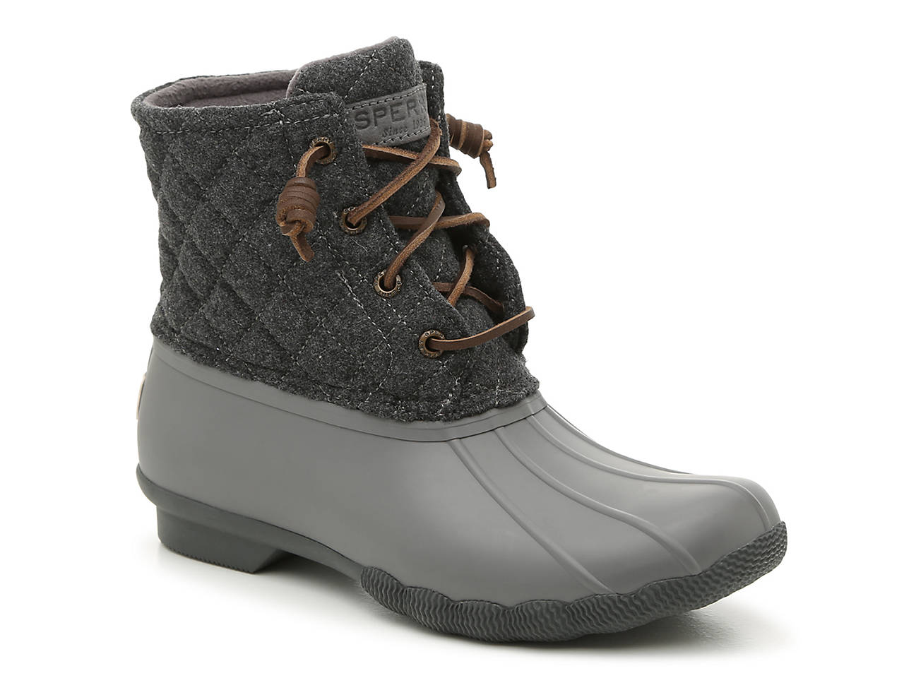 ba7b49abfb8d Sperry Top-Sider Saltwater Duck Boot Women s Shoes