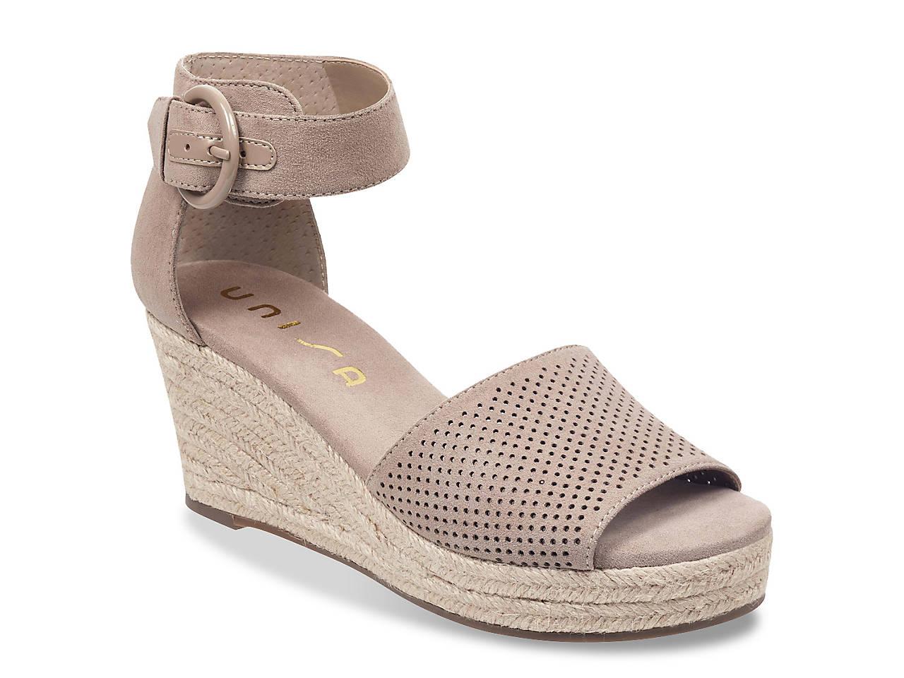 Unisa Hayzi Espadrille Wedge Sandal Women's Shoes | DSW