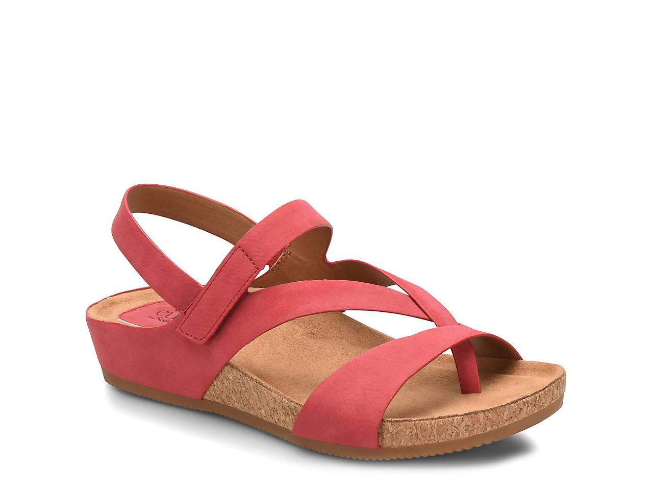911a9f78fba2 Eurosoft Gianetta Wedge Sandal Women s Shoes