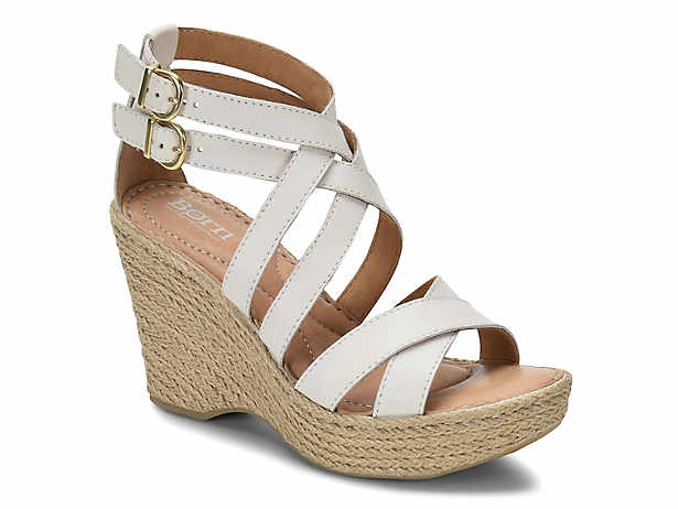 bad31c8008ea Born. Sultry Wedge Sandal