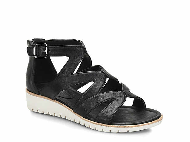 a5f04448ea8 Eurosoft Landry II Wedge Sandal Women s Shoes