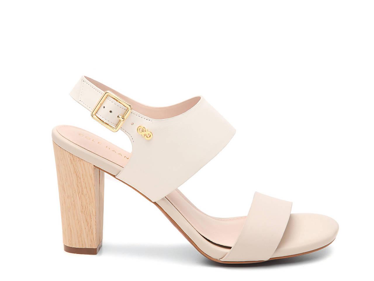 Cole Haan Octavia Sandal Women S Shoes Dsw