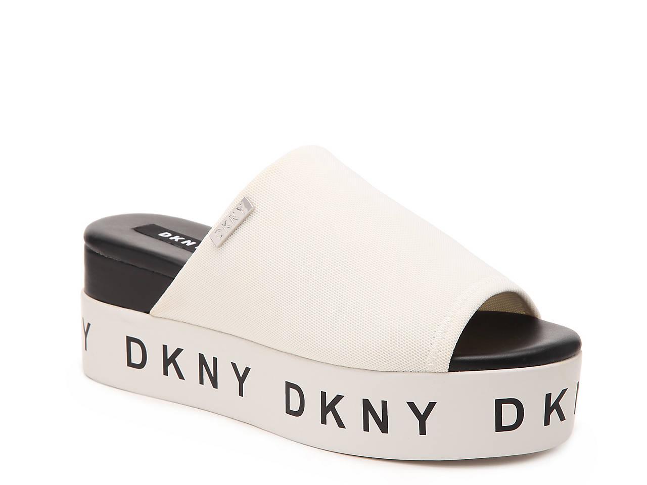 8839ba0876 DKNY Carli Platform Sandal Women's Shoes | DSW