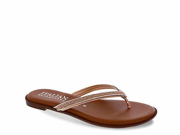 3c8863686123 Italian Shoemakers. Oaklee Sandal