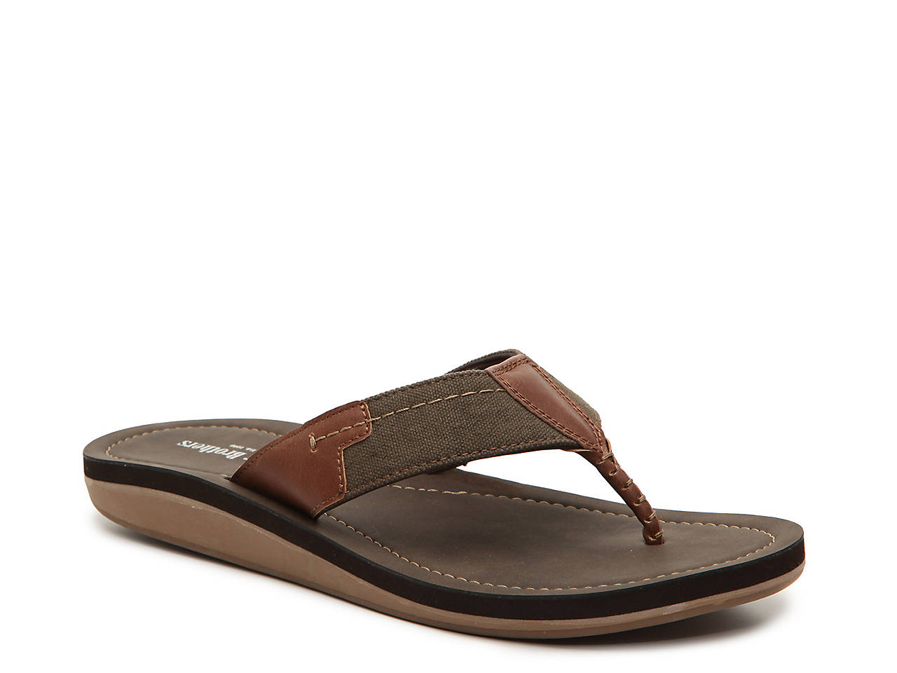 f26ac6928d40 Four Brothers Atomic Sun Flip Flop Men s Shoes