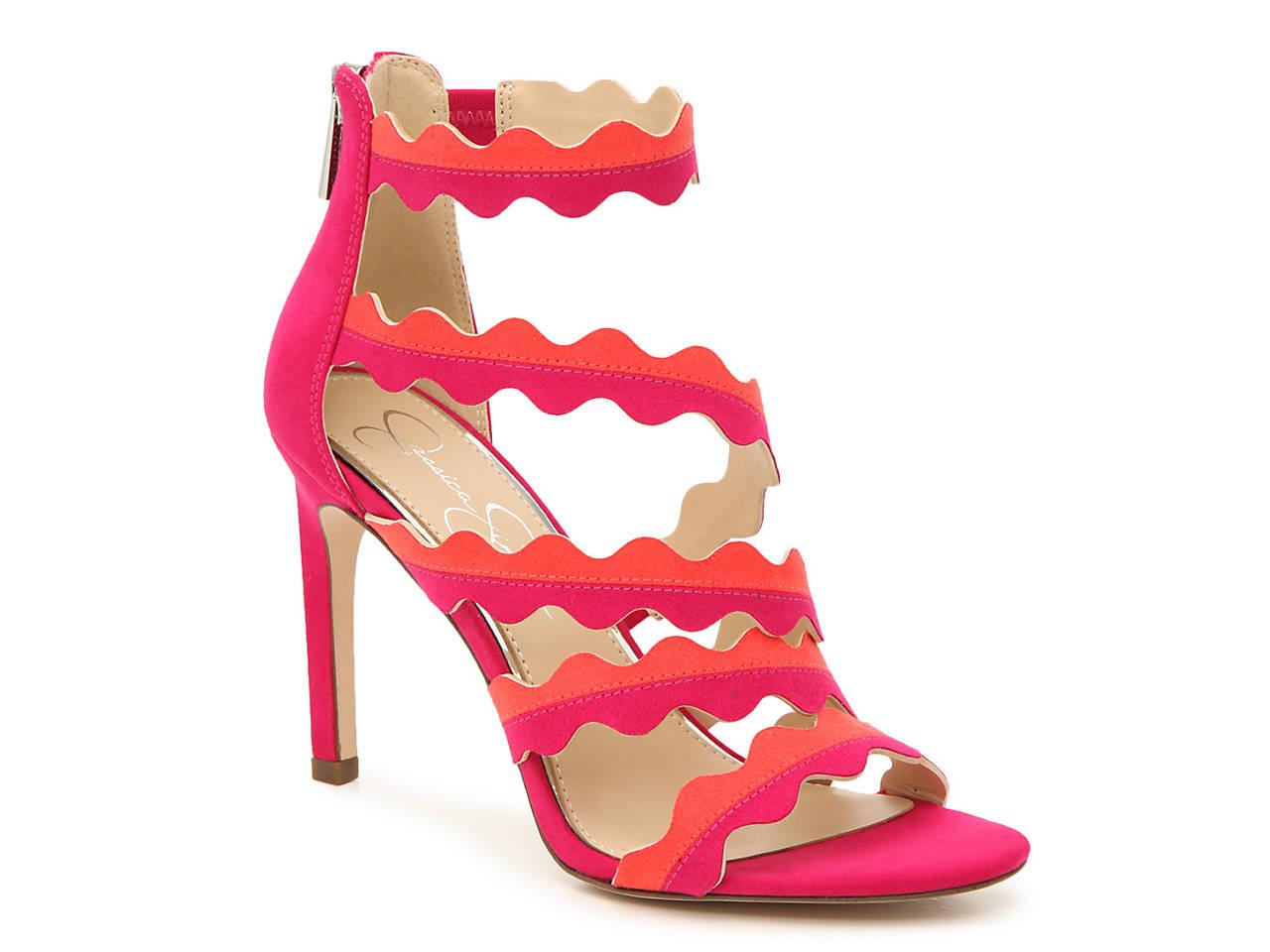 ebb3b57011 Jessica Simpson Caveena Sandal Women s Shoes