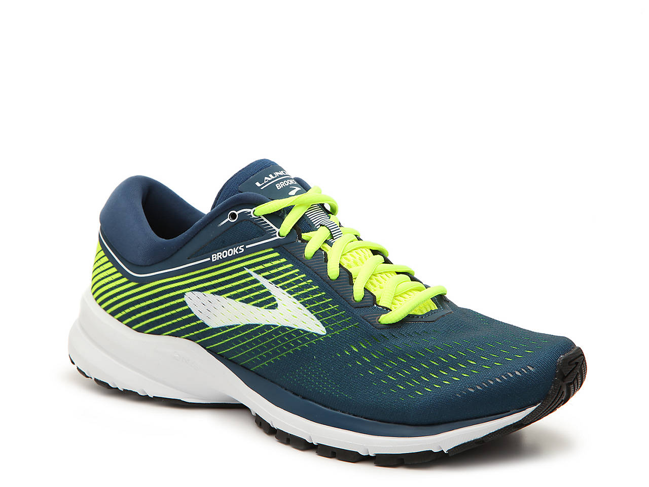 4150ab94315 Brooks Launch 5 Lightweight Performance Running Shoe - Men s Men s ...