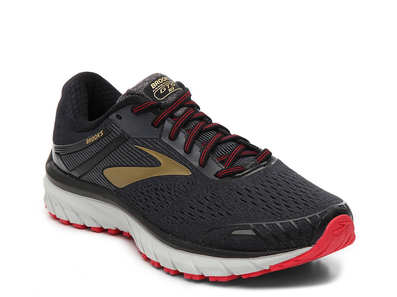 29c8d927bb484 Brooks Adrenaline GTS 18 Lightweight Running Shoe - Men s Men s Shoes