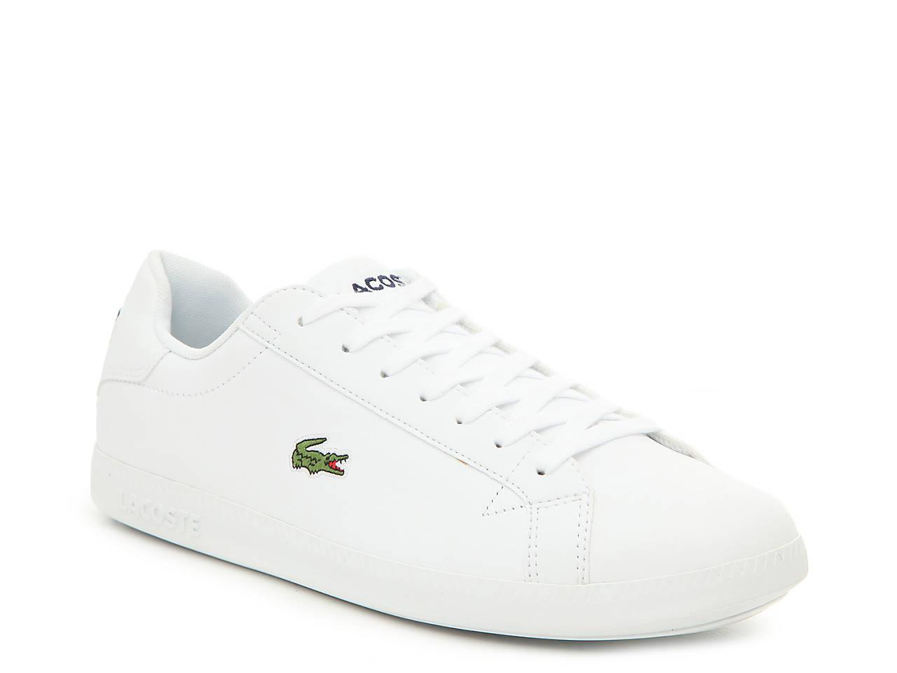 828a90da2 Lacoste Graduate Sneaker Men s Shoes
