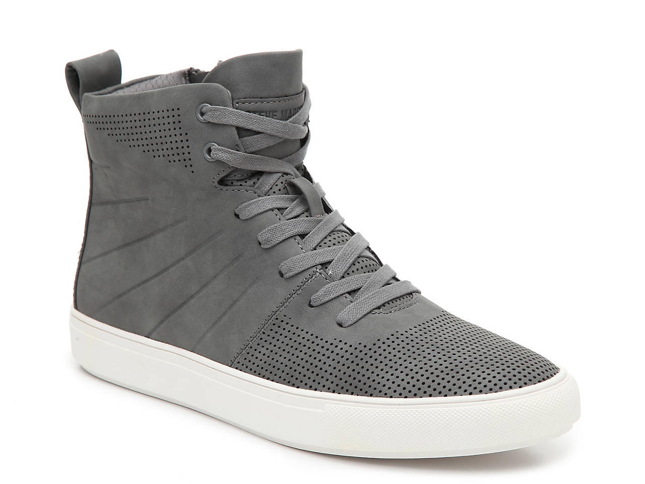d4b01ae4ac5 Steve Madden Eskape High-Top Sneaker Men s Shoes