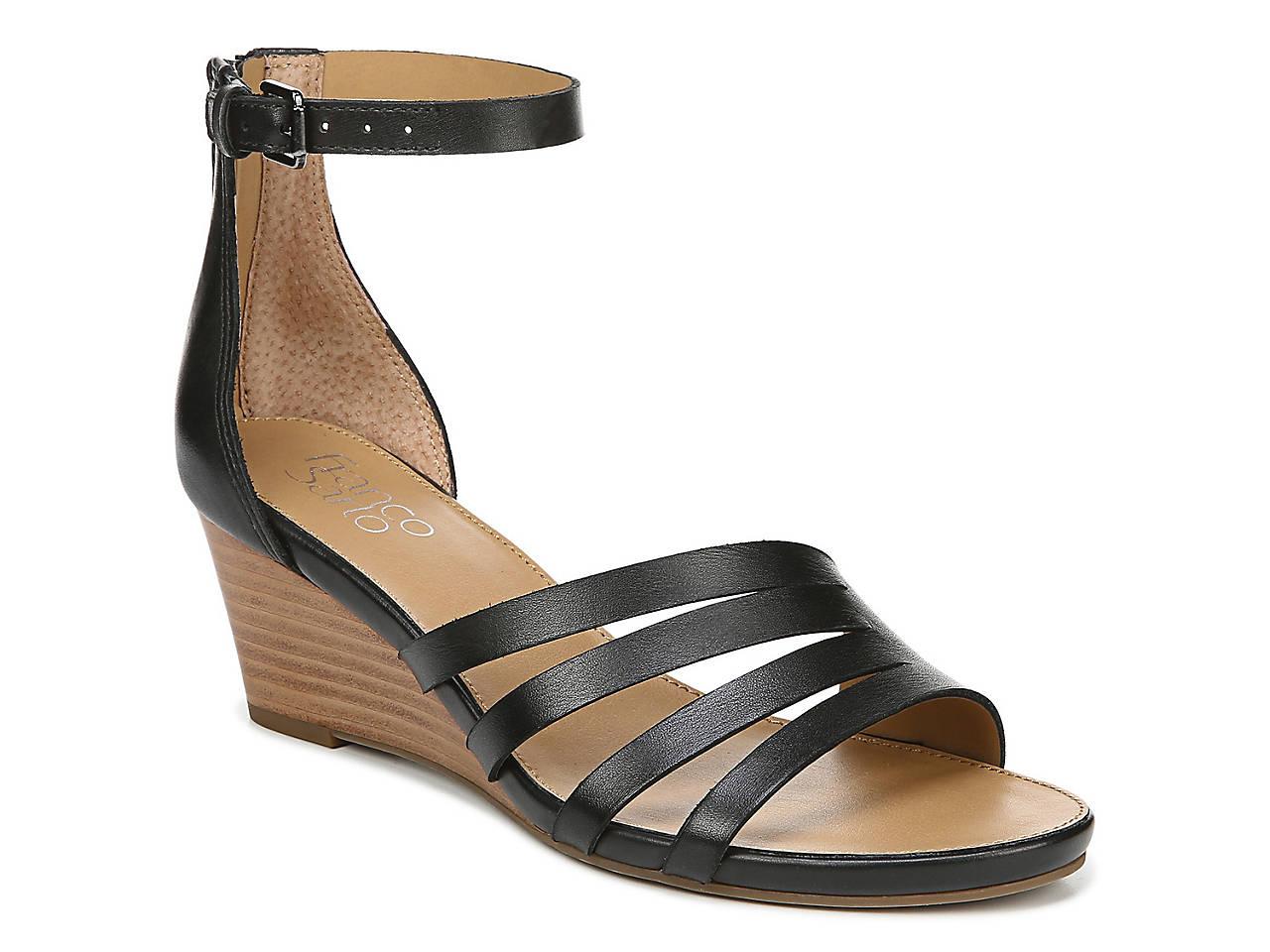 7a8f2c4e8b Franco Sarto Dutch Wedge Sandal Women s Shoes