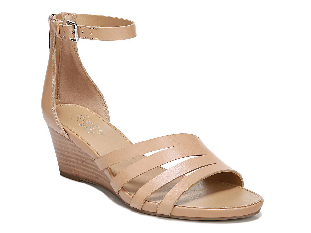 0a352fc9f5f Dutch Wedge Sandal
