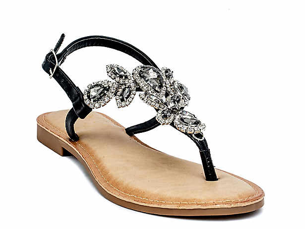 f43942804b2065 GC Shoes. Crystal Sandal