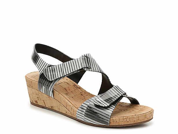 Teva Ysidro Wedge Sandal Women S Shoes Dsw