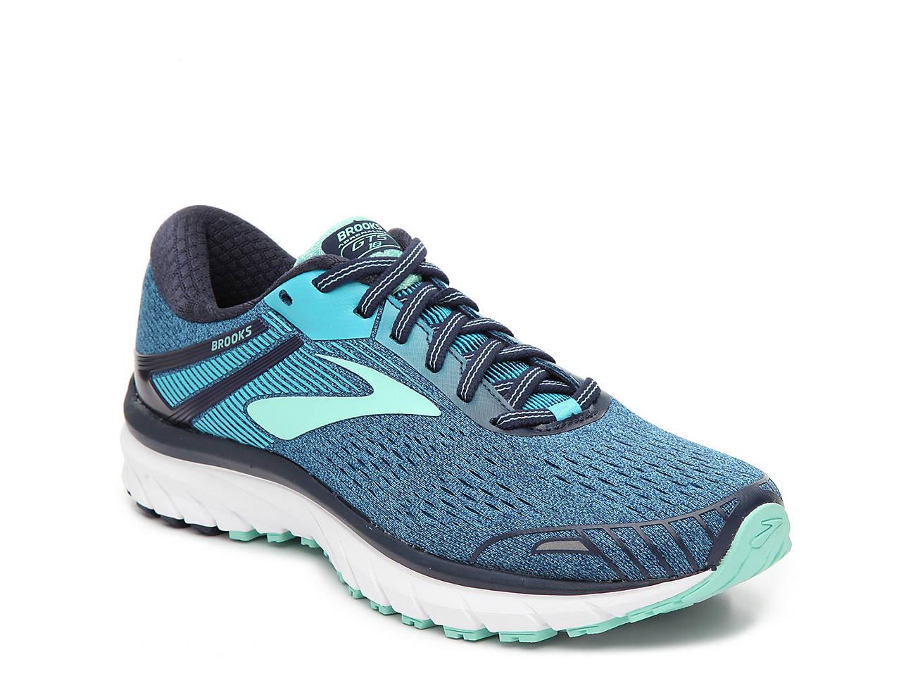 4996c9c2181c4 Brooks Adrenaline GTS 18 Lightweight Running Shoe - Women s Men s Shoes
