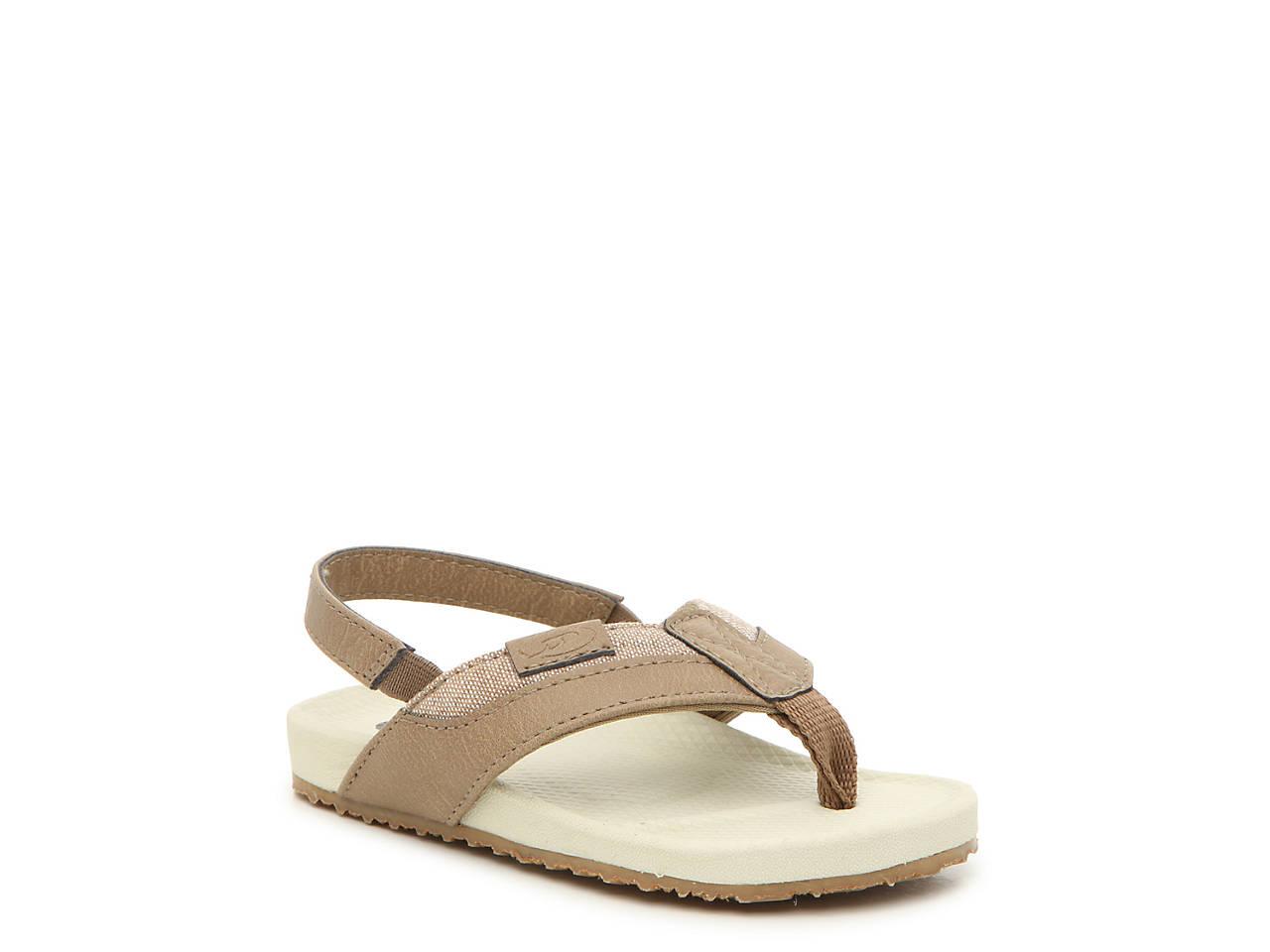 b5698cdb6aa Dr. Scholl s Brooks Toddler Flip Flop Kids Shoes