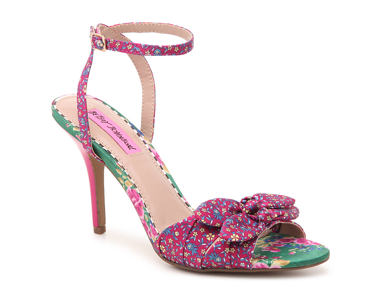 db66bf97aec3 Betsey Johnson Sweetie Sandal Women's Shoes | DSW