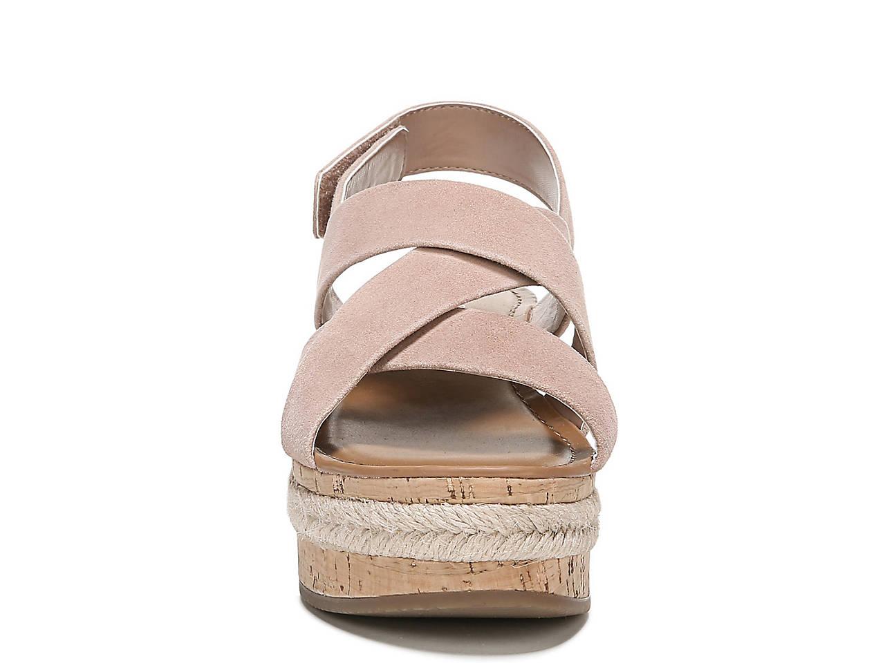 b7189e4ae Franco Sarto Nessa Espadrille Wedge Sandal Women s Shoes