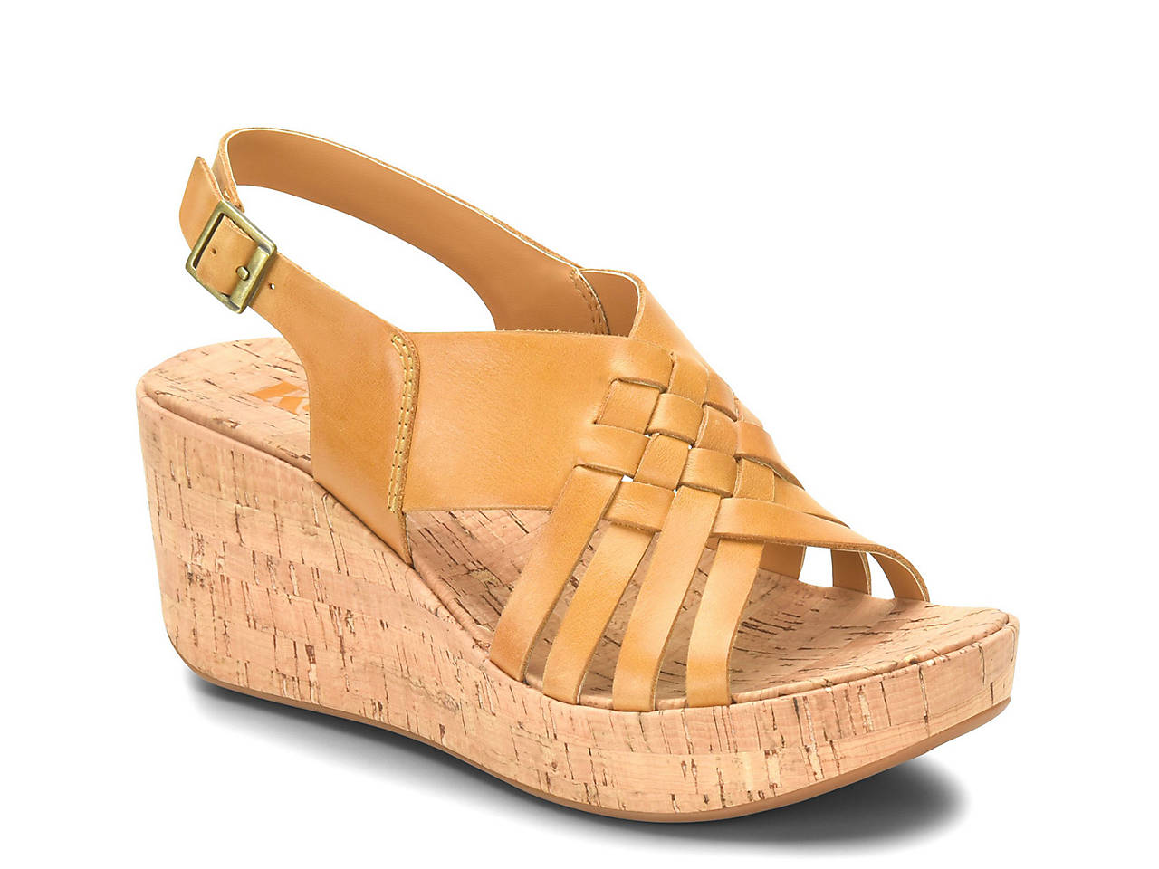 db31eb9267 Korks Anguilla Wedge Sandal Women's Shoes | DSW