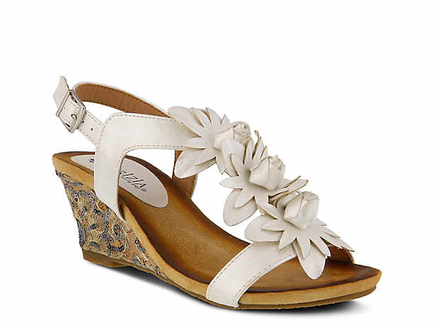 47573779df01 Patrizia by Spring Step. Cutiquin Wedge Sandal