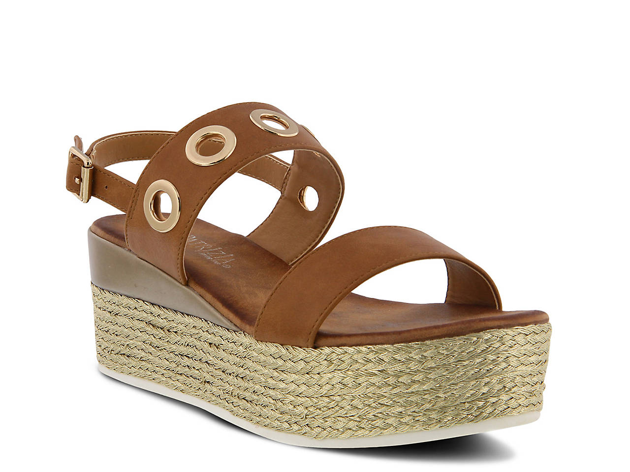 7cc17be216b6 Patrizia by Spring Step Nomara Espadrille Wedge Sandal Women s Shoes ...